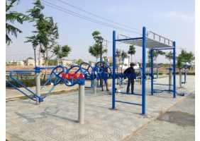 Dụng cụ thể thao công viên giá rẻ